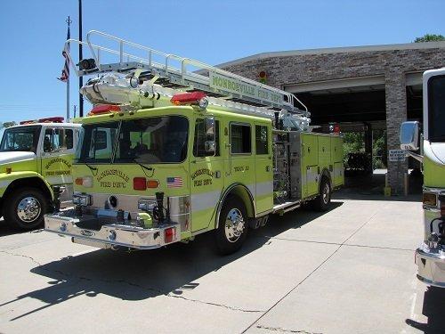 Fire Department Fire Trucks