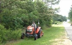 Right of Way Mowing