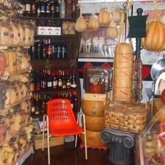 provole e formaggi