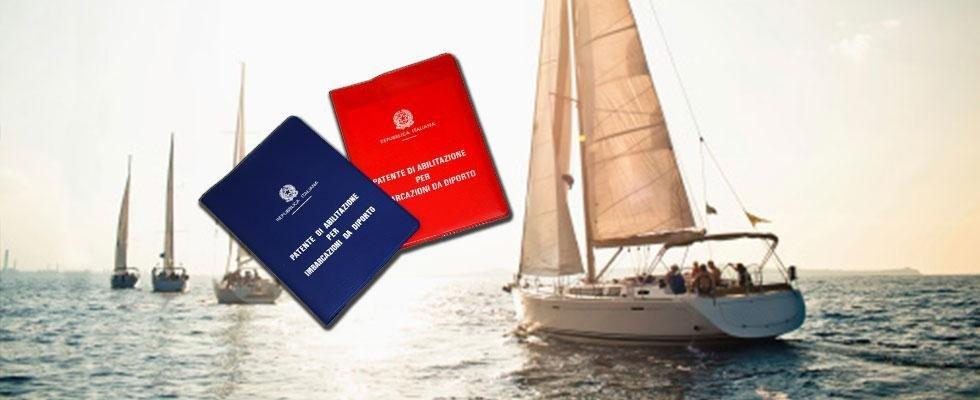 pratiche e patenti nautiche