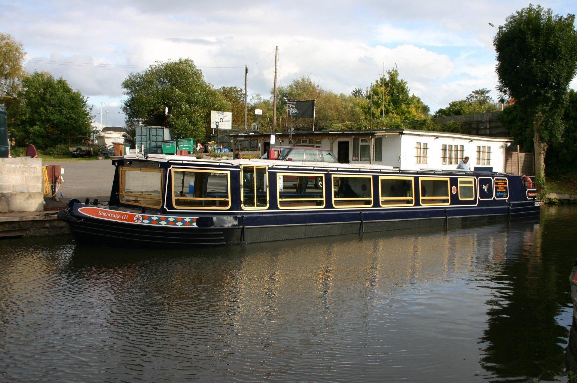 a trip boat