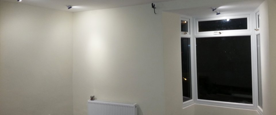 Property interior walls