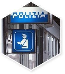 Gestione schedine Polizia di Stato