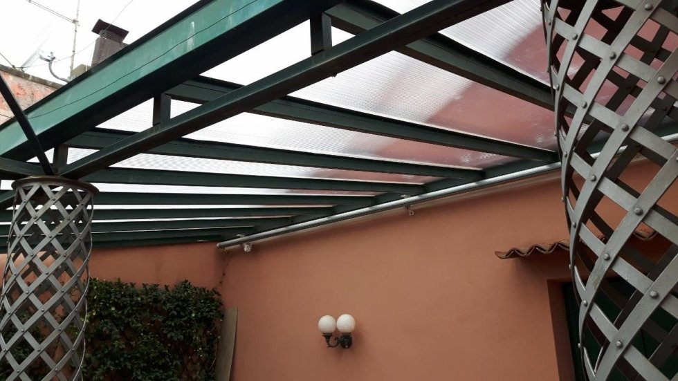 Tende per terrazzi e giardini