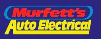 Murfett's Auto Electrical logo