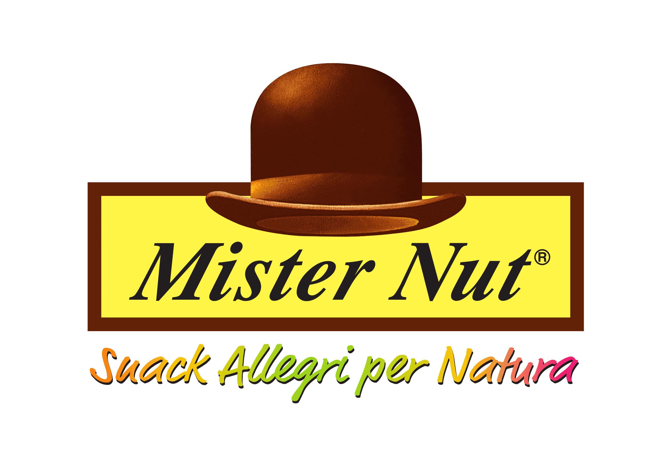 Marchio Mister Nut - logo