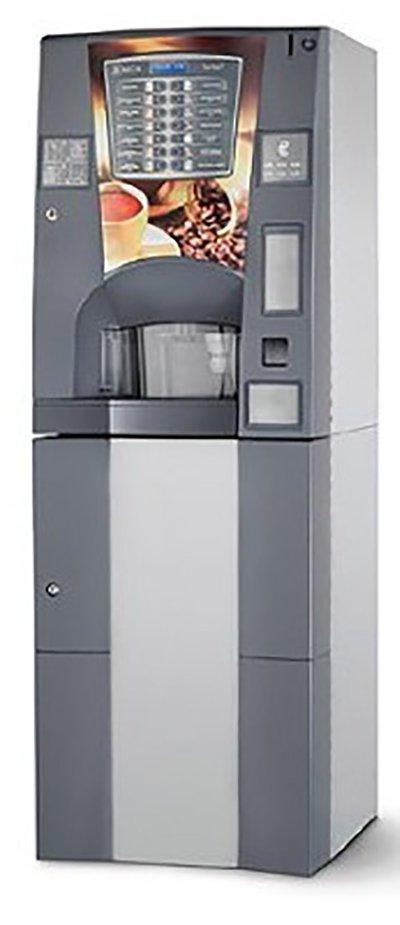 Distributori automatici grigi