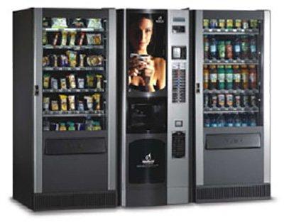Distributori automatico doppio
