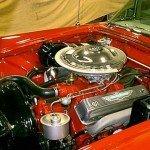 1957 Ford Thunderbird V8