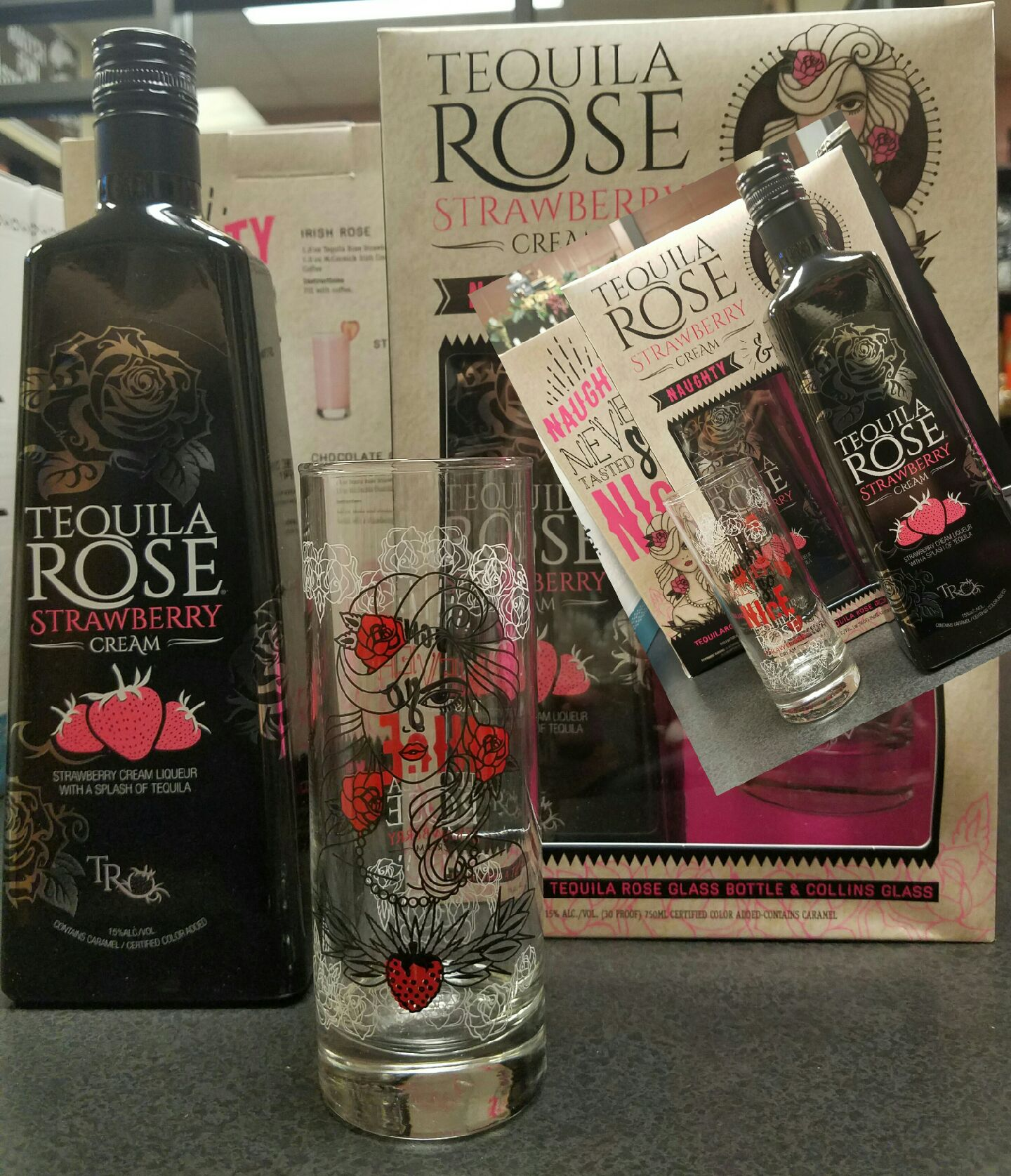 Tequila Rose Gift Set Gift Ftempo