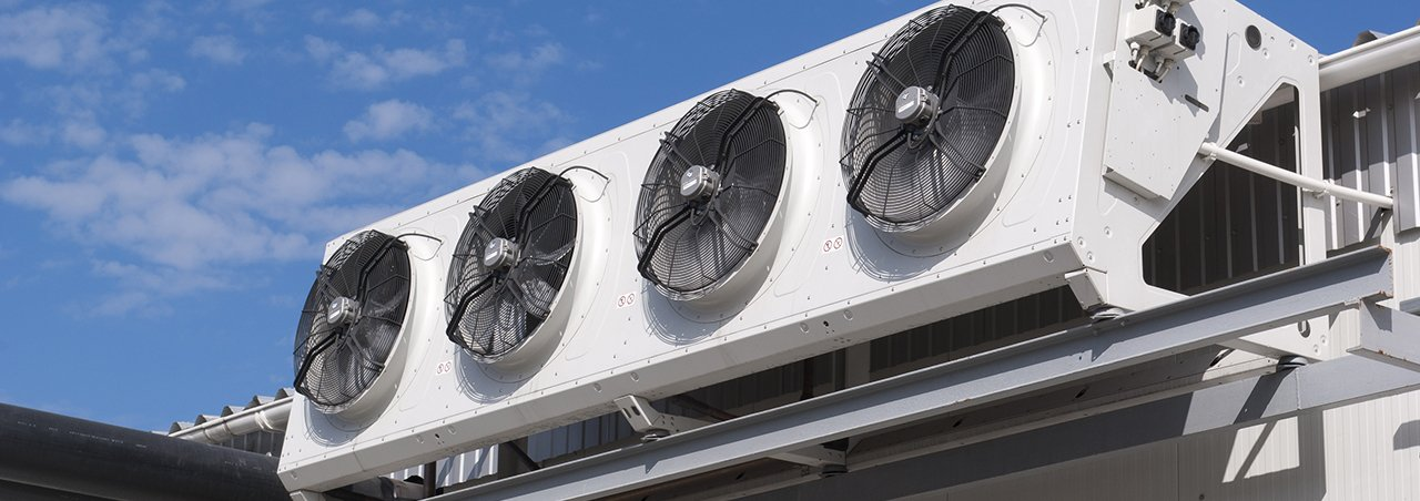 Industrial air conditioning vents