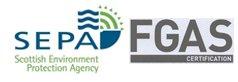 SEPA and FGAS logos