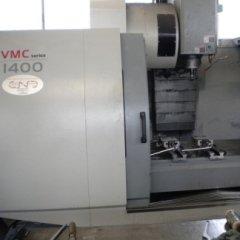 Centro di lavoro verticale LILIAN VMC