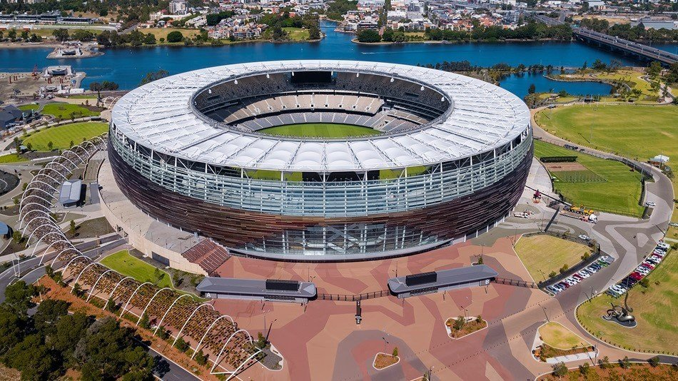 Streetbond Coatings Installed At The New Optus Stadium