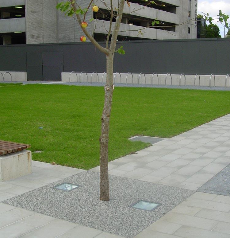 FlowStone Treepit Project