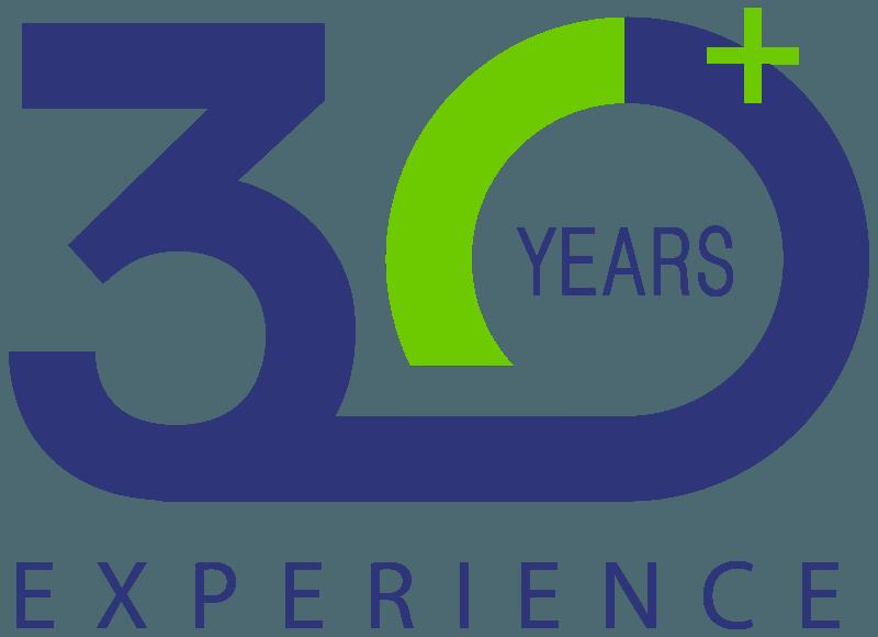 experience over 30 years ile ilgili görsel sonucu