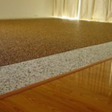 StoneCarpet on an interior floor