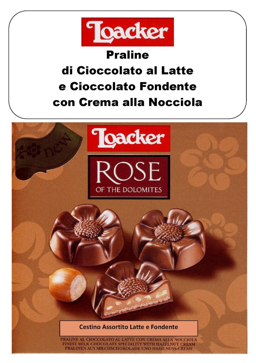 rivenditore cioccolato gr market