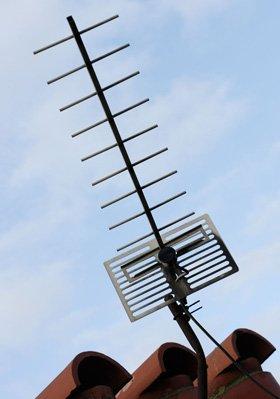 Aerial services - Llandeilo, Carmarthenshire - West Wales Aerials Ltd - Aerial