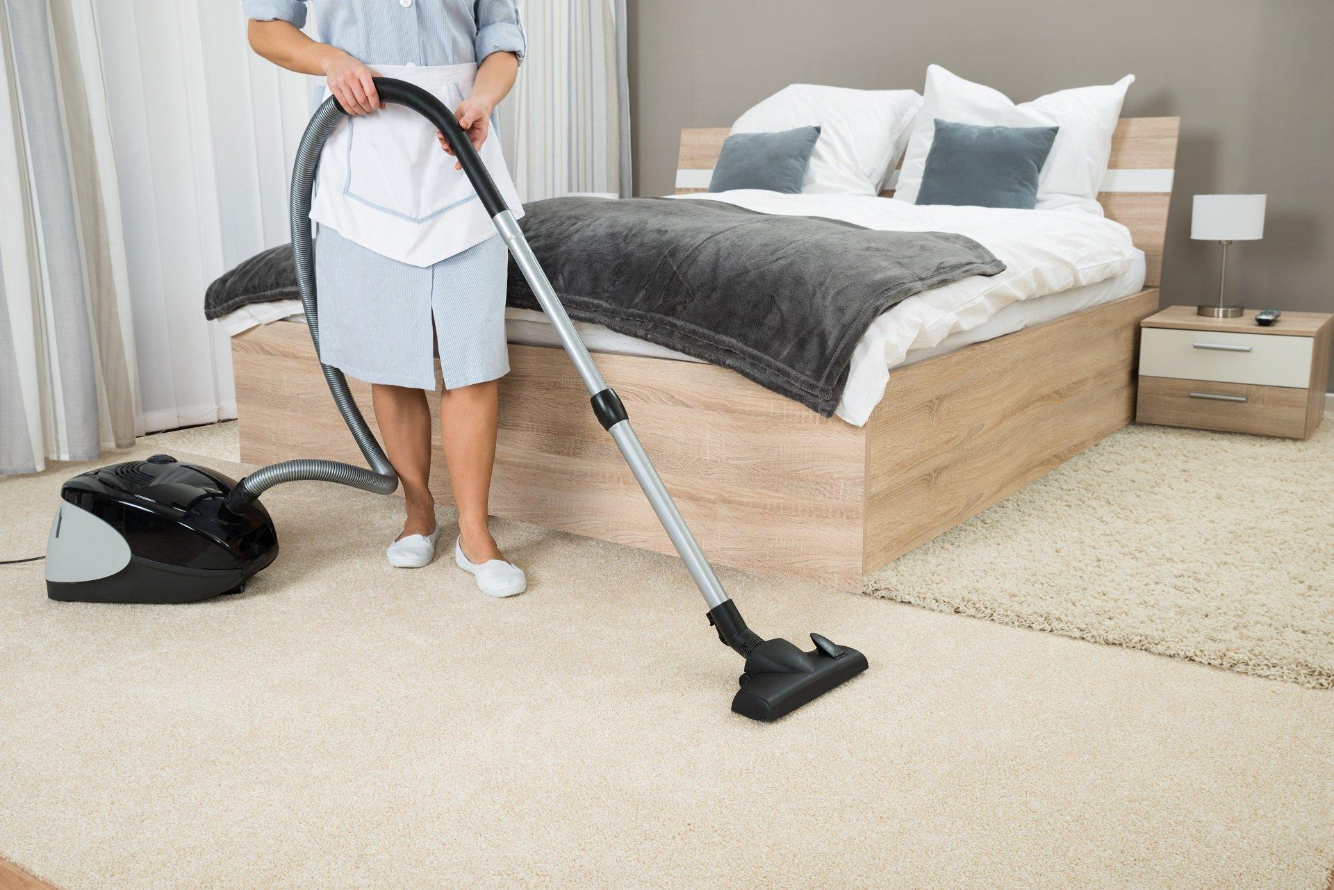 pulizia di tappeti e moquette