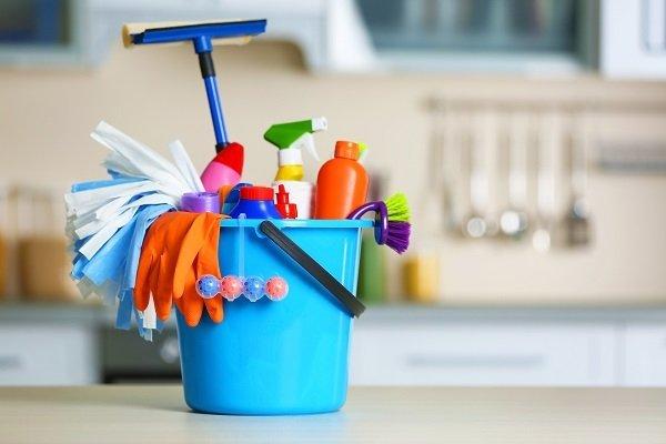 servizio di pulizia a 360 gradi