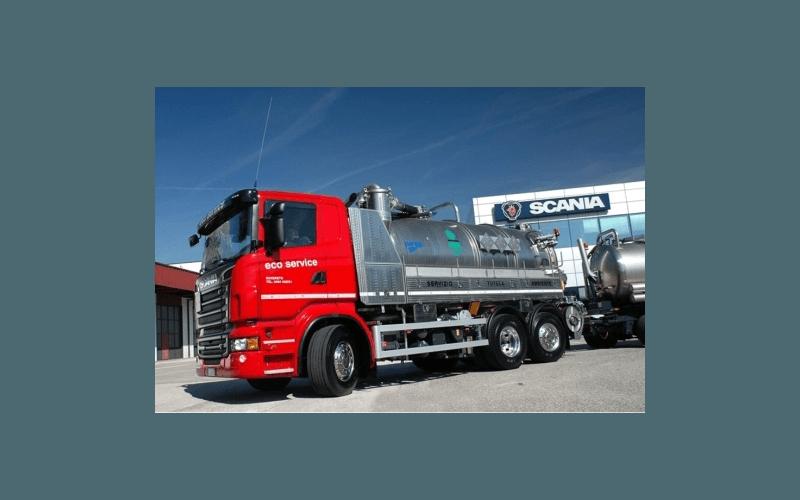 cisterne trasporto rifiuti tn