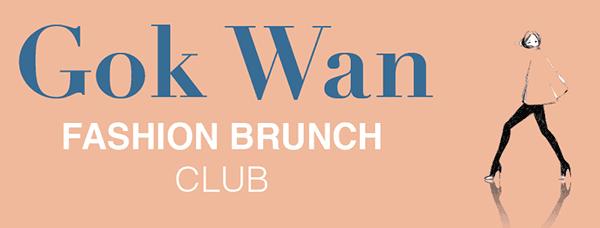 Gok Wan Fashion Brunch Club banner image
