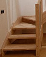 Artigiani del legno, scale