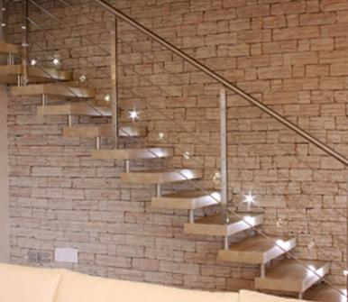 Progettisti d'interni, scale