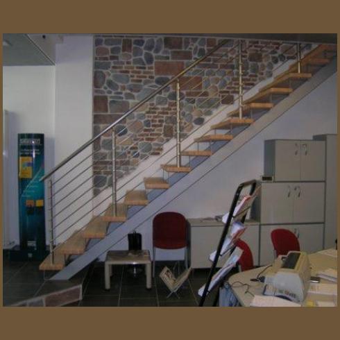 Progettisti d'interni, scale, visione 4