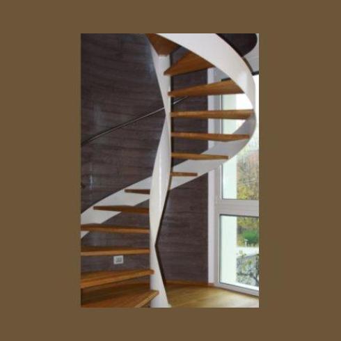 Progettisti d'interni, scale, visione 8