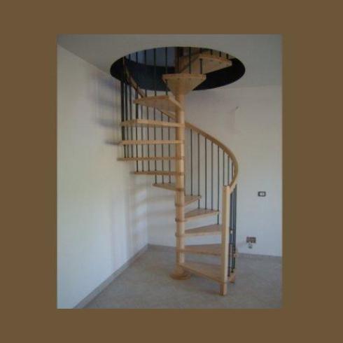 Progettisti d'interni, scale, visione 7