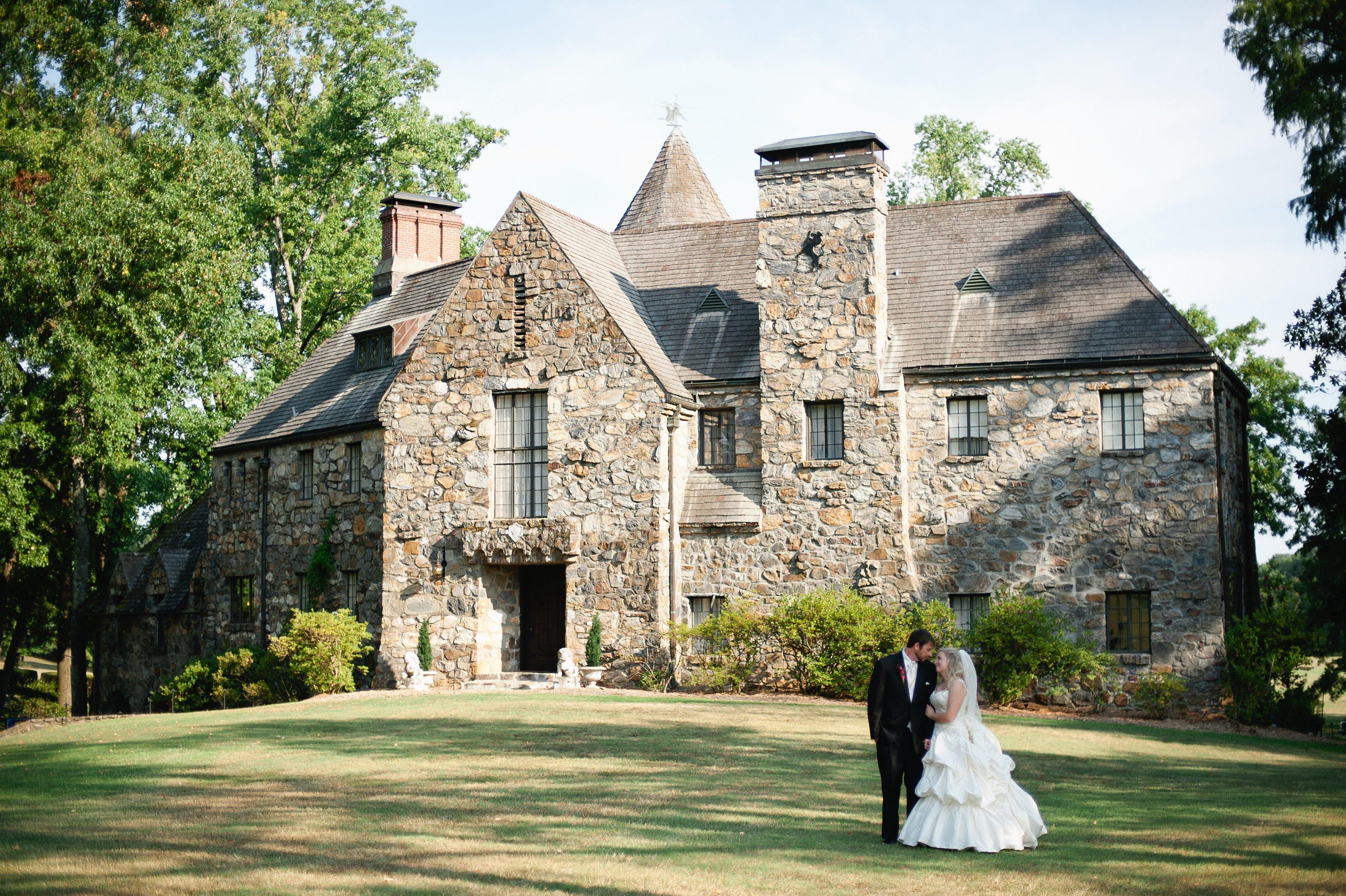 cinderella wedding in arkansas