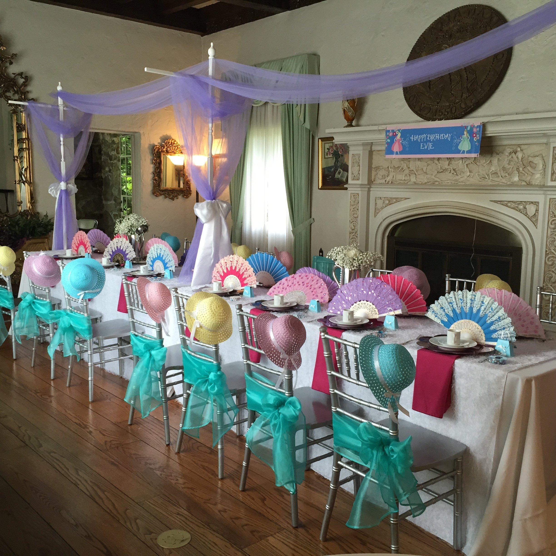 girl birthday party in little rock