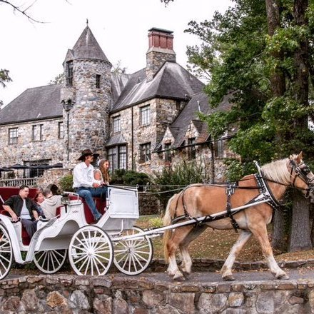 carriage rides in little rock ar