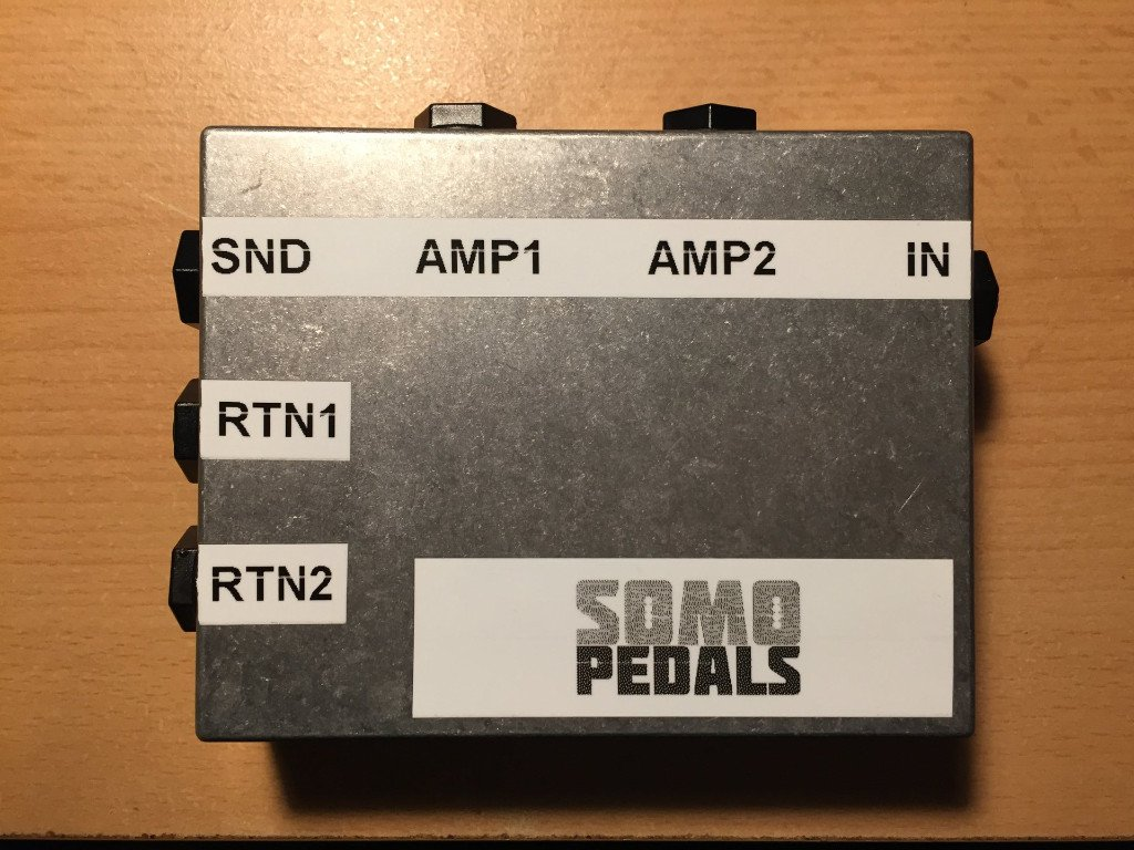Pedalboard Junction Box