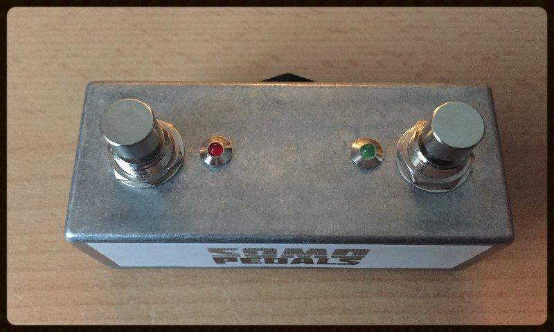 Zweifach Amp Switch