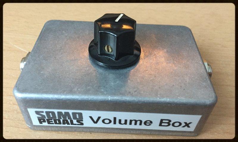 Volume Box
