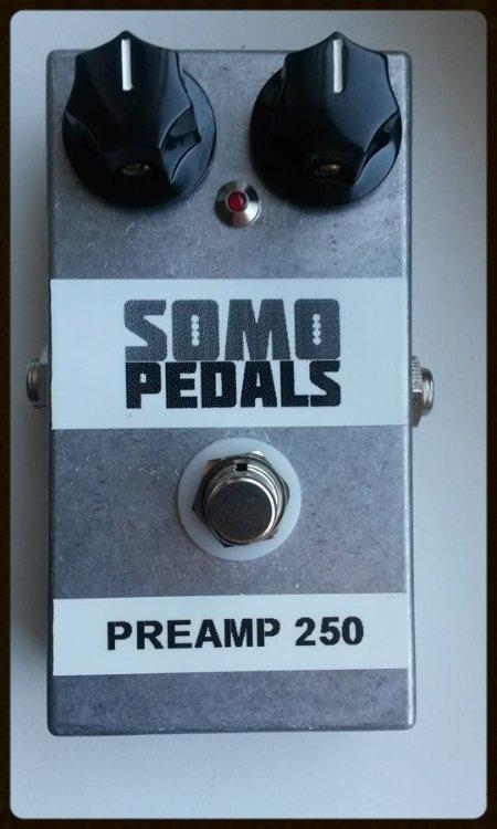 Preamp 250