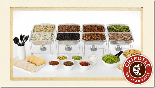 Chipotle Cleveland Catering