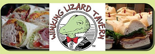 Winking Lizard Cleveland Catering