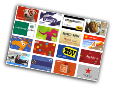Cleveland Gift Cards