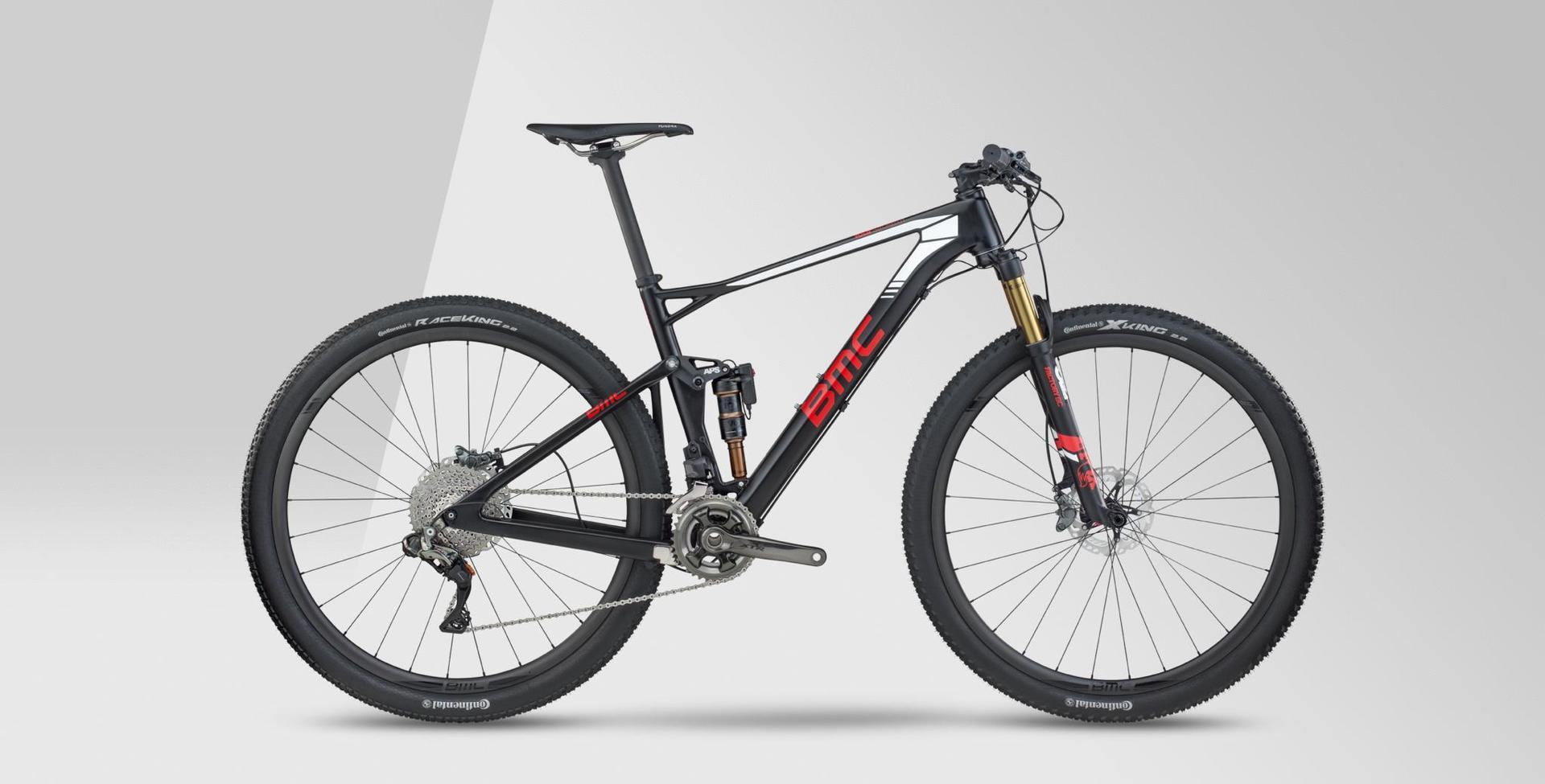 Mountain bike professionale