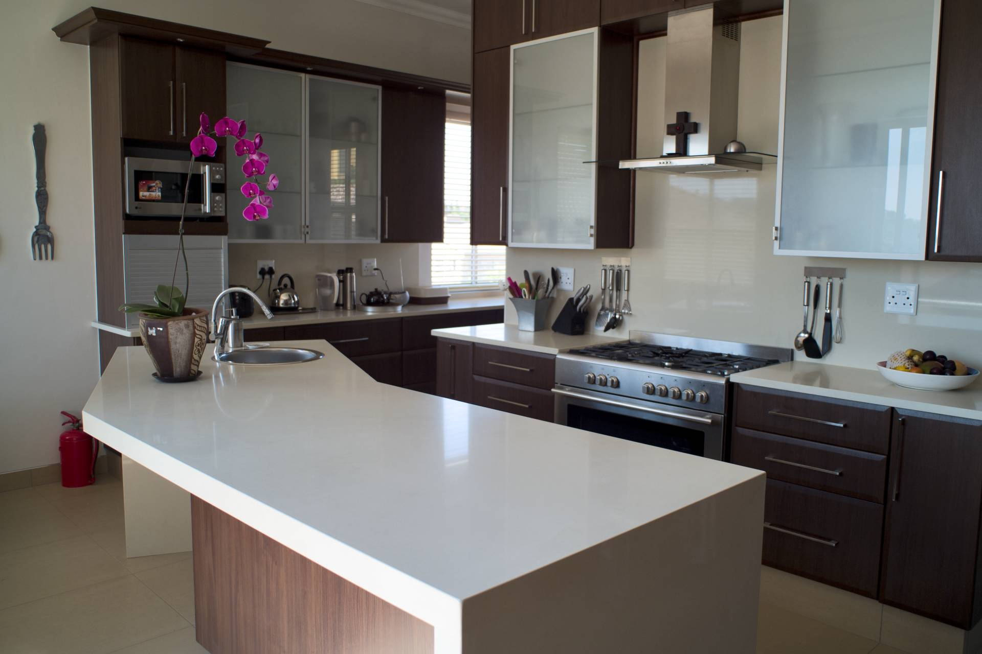 Doorco kitchen designs and inspiration pretoria for Kitchen designs pretoria