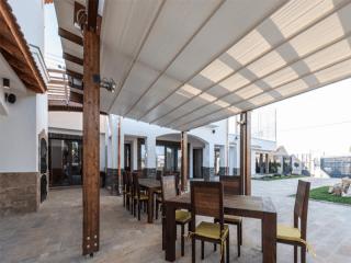 tenda da sole per ristorante
