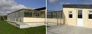 Family run - Perranporth, Cornwall - Crestlands Boarding Kennels and Cattery - Kennels