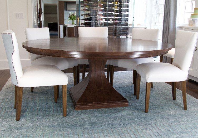Custom dining tables for new york city montauk long