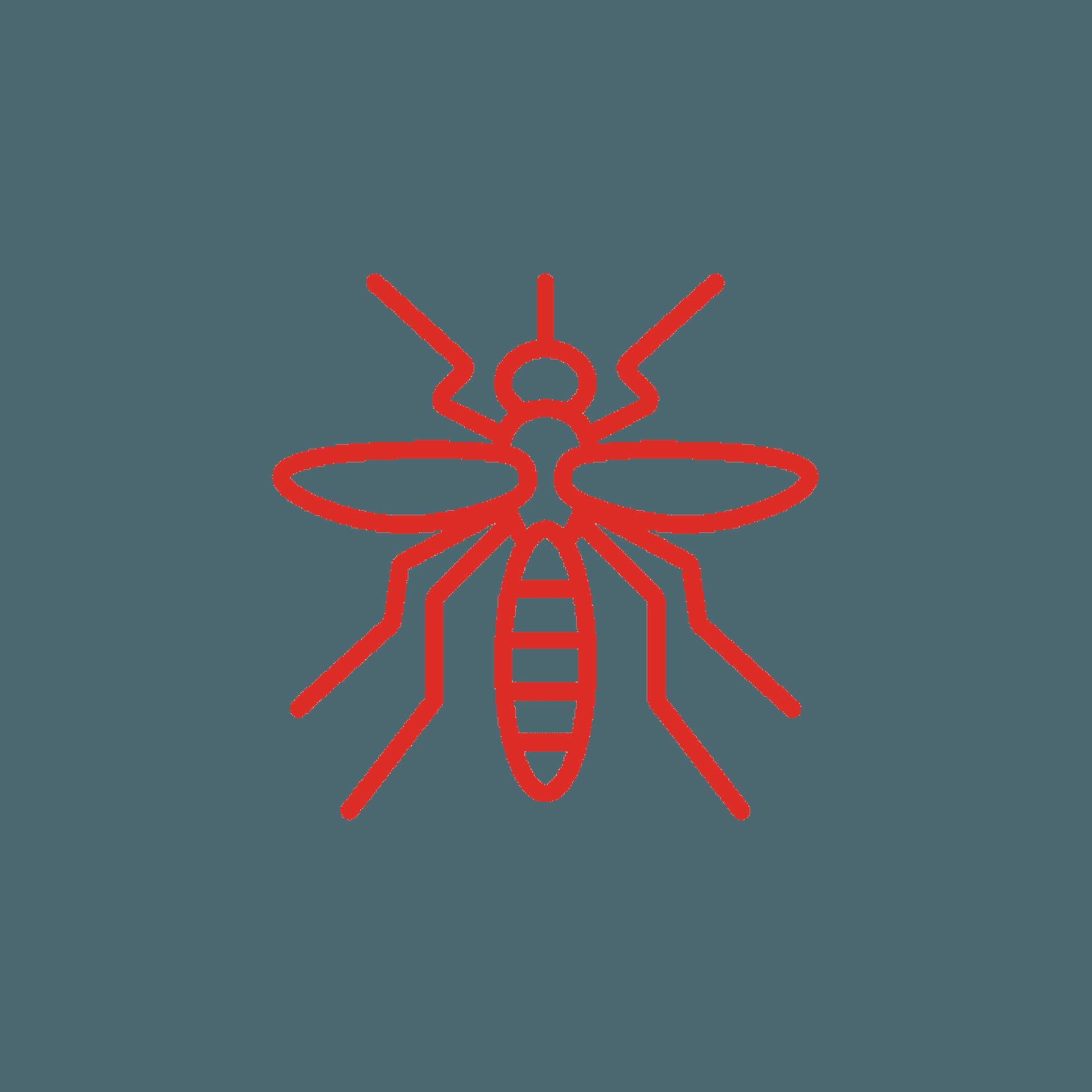 icona di una zanzara