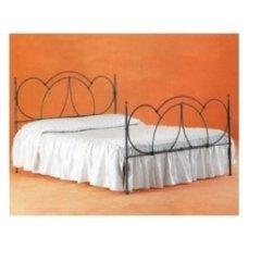 testata letto in ferro battuto vercelli