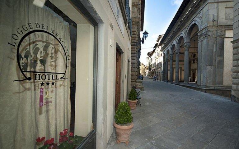 hotel centro storico arezzo